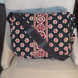 Vera Bradley Large Messenger Bag